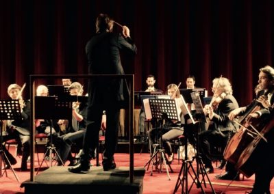 """Let us Walk Through the Dawn of Chaos"" - Sanremo Symphony Orchestra"