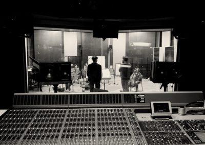 Recording @ JWSS